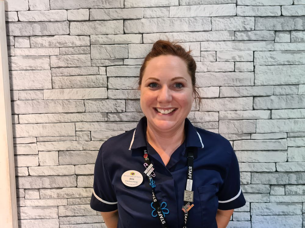 Amie Seeley Deputy Manager at Belmont Castle Care Home Bedhampton